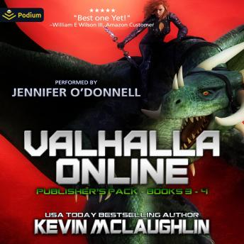 Download Valhalla Online: Publisher's Pack 2 by Kevin O. Mclaughlin