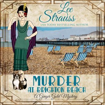 Murder at Brighton Beach: Ginger Gold Mystery Series Book 13