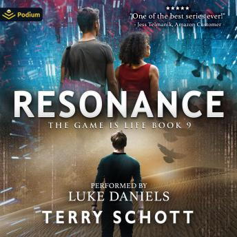 Resonance: The Game Is Life, Book 9