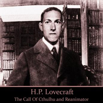 H. P. Lovecraft  - Volume 2, H. P. Lovecraft