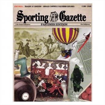 Sporting Gazette - Pastimes