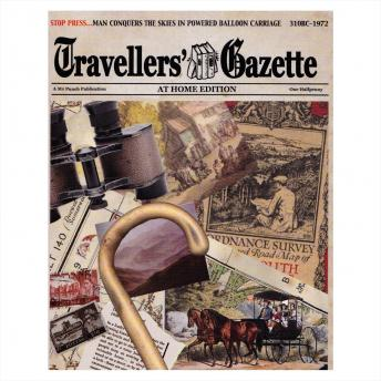 Traveller's Gazette - At Home