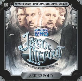 Jago & Litefoot - 4.2 - Beautiful Things, Big Finish Productions
