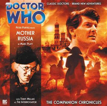 Doctor Who - The Companion Chronicles 2.1: Mother Russia, Big Finish Productions