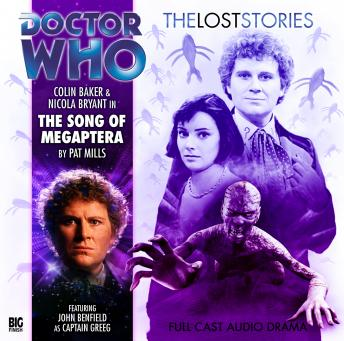 Doctor Who - The Lost Stories 1.8: The Song of Megaptera