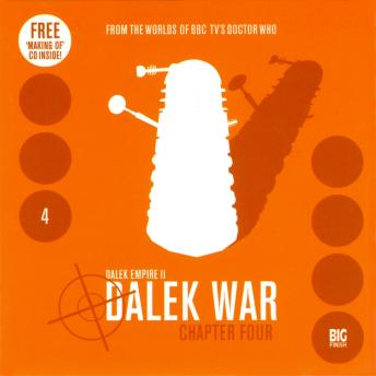Dalek Empire 2.4: Dalek War Chapter Four, Big Finish Productions