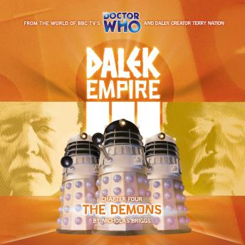 Dalek Empire 3.4 The Demons