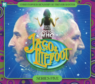 Jago & Litefoot - 5.3 - The Bloodchild Codex, Big Finish Productions