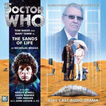 Doctor Who - The 4th Doctor Adventures 2.2 The Sands of Life