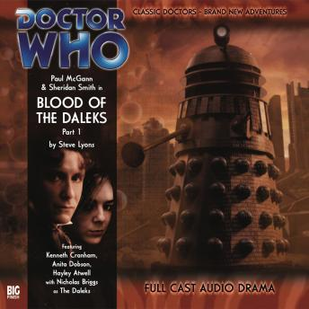 Doctor Who - The 8th Doctor Adventures 1.1 Blood of the Daleks Part 1