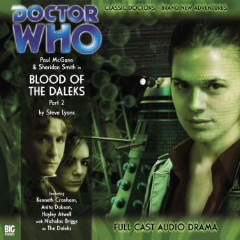 Doctor Who - The 8th Doctor Adventures 1.2 Blood of the Daleks Part 2, Steve Lyons