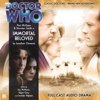 Doctor Who - The 8th Doctor Adventures 1.4 Immortal Beloved, Jonathan Clements