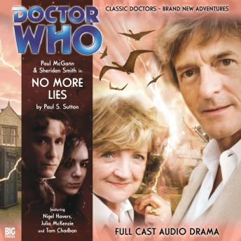 Doctor Who - The 8th Doctor Adventures 1.6 No More Lies, Paul Sutton