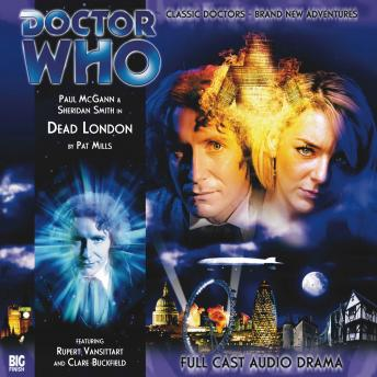 Doctor Who - The 8th Doctor Adventures 2.1 Dead London, Audio book by Pat Mills