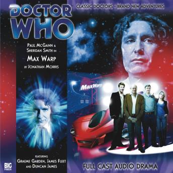 Download Doctor Who - The 8th Doctor Adventures 2.2 Max Warp by Jonathan Morris