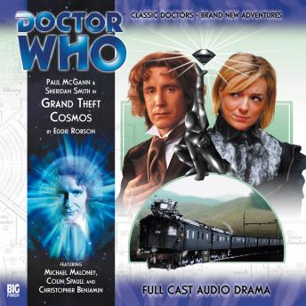 Doctor Who - The 8th Doctor Adventures 2.5 Grand Theft Cosmos