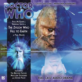 Doctor Who - The 8th Doctor Adventures 2.6 The Zygon Who Fell to Earth