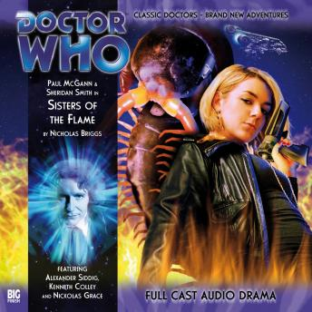 Doctor Who - The 8th Doctor Adventures 2.7 Sisters of the Flame