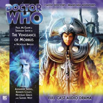 Doctor Who - The 8th Doctor Adventures 2.8 The Vengeance of Morbius, Nicholas Briggs