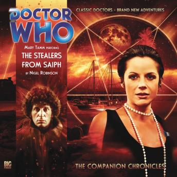 Doctor Who - The Companion Chronicles - The Stealers from Saiph