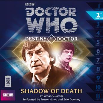 Doctor Who - Destiny of the Doctor - Shadow of Death, Simon Guerrier