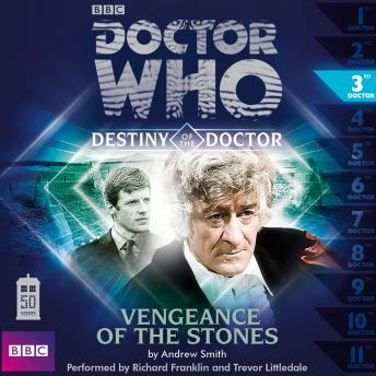 Doctor Who - Destiny of the Doctor - Vengeance of the Stones, Andrew Smith