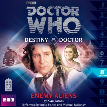 Doctor Who - Destiny of the Doctor - Enemy Aliens, Alan Barnes