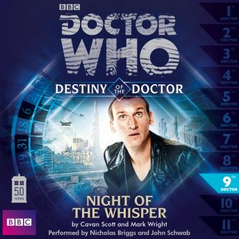 Doctor Who - Destiny of the Doctor - Night of the Whisper