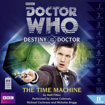 Doctor Who - Destiny of the Doctor - The Time Machine