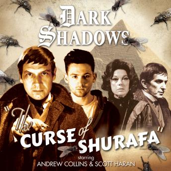 Dark Shadows - The Curse of Shurafa, Rob Morris