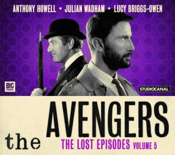 The Avengers - The Lost Episodes Volume 05