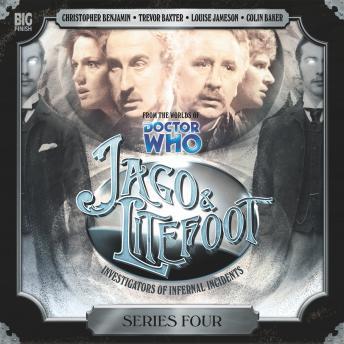 Jago & Litefoot - Series 04