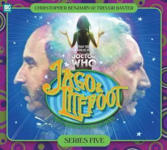 Jago & Litefoot - Series 05