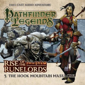 Rise of the Runelords 1.3 The Hook Moutain Massacre