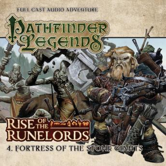 Rise of the Runelords 1.4 Fortress of the Stone Giants