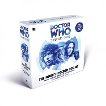Doctor Who - The Lost Stories - The Fourth Doctor Box Set, Robert Banks Stewart, Philip Hinchcliffe