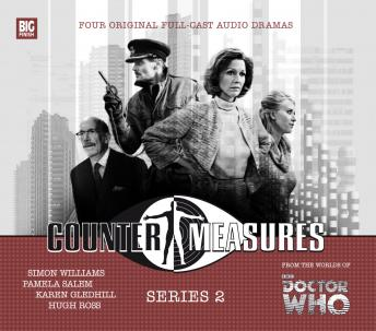 Counter-Measures - Series 02, Matt Fitton, James Goss