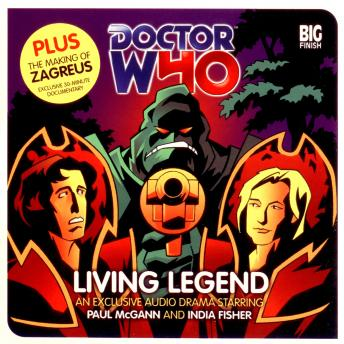 Download Doctor Who - Living Legend by Scott Gray