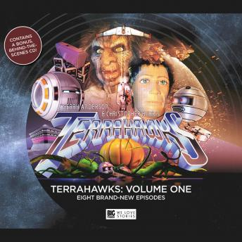 Terrahawks Volume 01
