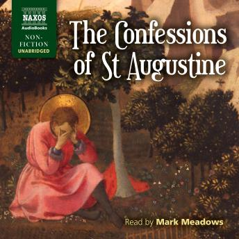 Confessions of St. Augustine, St. Augustine