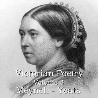 Victorian Poetry - Volume 3