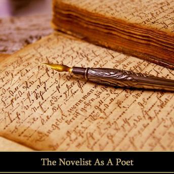 The Novelist As Poet