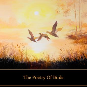 Poetry of Birds, Percy Bysshe Shelley, Emily Dickinson, Rudyard Kipling