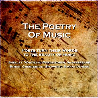 Poetry of Music, Lord Byron, Walt Whitman, William Shakespeare
