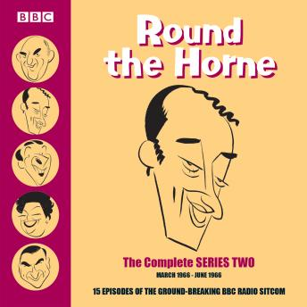 Round the Horne: Complete Series 2: 15 episodes of the groundbreaking BBC radio comedy, Marty Feldman, Barry Took
