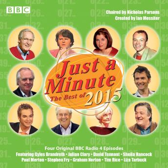 Just a Minute: Best of 2015: BBC Radio Comedy