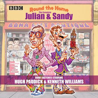 Round the Horne: The Complete Julian & Sandy: Classic BBC Radio comedy, Marty Feldman, Barry Took
