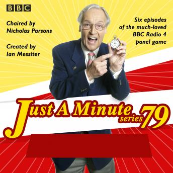 Just a Minute: Series 79: BBC Radio 4 comedy panel game sample.