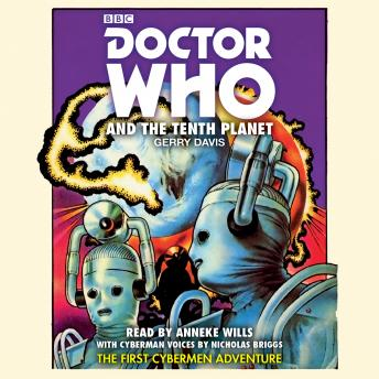 Doctor Who and the Tenth Planet: 1st Doctor Novelisation, BBC Audiobooks
