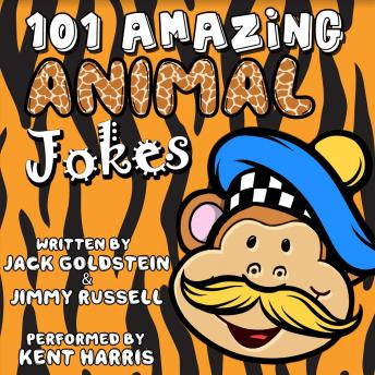 Download 101 Amazing Animal Jokes by Jack Goldstein, Jimmy Russell